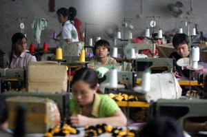 china sewing factory